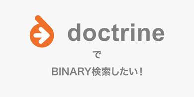 【Doctrine初心者向け】WHERE句で大文字小文字を区別して検索をする方法 アイキャッチ画像